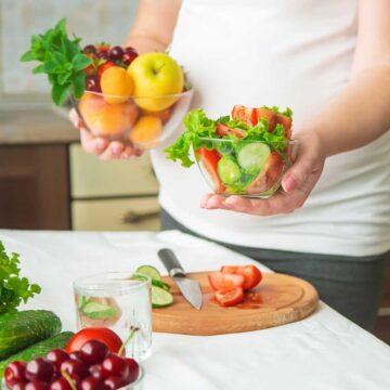 Yemek Paketleri Hamile & Emziren Anne